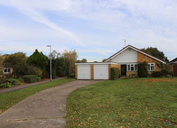 Thumbnail 3 bed detached bungalow for sale in Walmer Road, Woodley, Reading