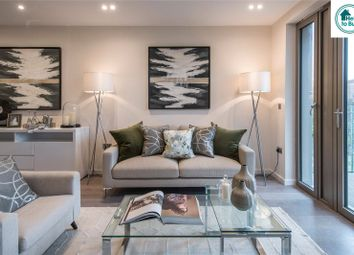 Thumbnail 1 bed flat for sale in The Octave, Willesden Lane, London