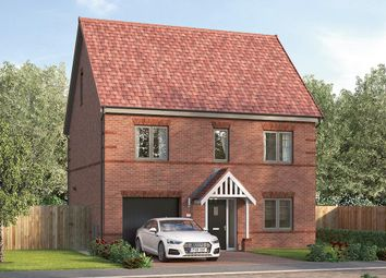 "Thumbnail 4 bed detached house for sale in ""The Prestbury"" at Pennyfine Road, Sunniside, Newcastle Upon Tyne"