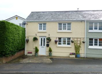 Thumbnail 2 bed semi-detached house for sale in Waterloo Road, Capel Hendre, Ammanford, Carmarthenshire.