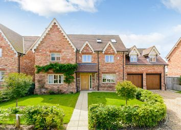 Thumbnail 5 bedroom detached house for sale in Lacemakers Close, East Claydon, Buckingham, Buckinghamshire