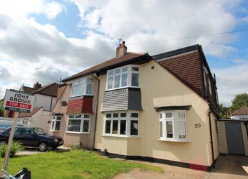 Thumbnail 4 bed semi-detached house for sale in Inwood Avenue, Old Coulsdon, Coulsdon