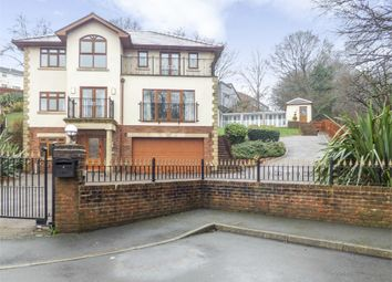 Thumbnail 5 bed detached house for sale in Brecon Walk, Treharris, Mid Glamorgan