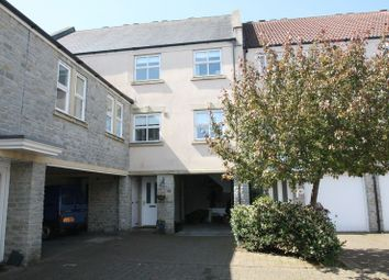 Thumbnail 4 bed town house for sale in St. Andrews Mews, Wells