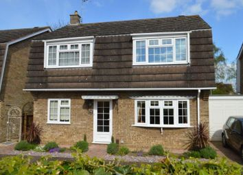 Thumbnail 4 bed detached house for sale in Lancing Close, Werrington Village