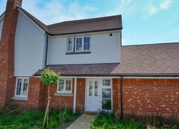 Thumbnail 2 bed semi-detached house to rent in Lancer Drive, Kings Hill, West Malling