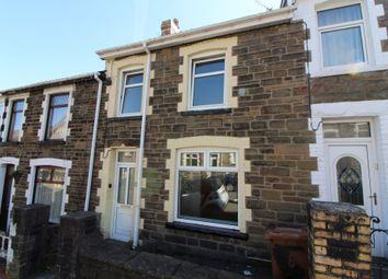 Thumbnail 3 bed terraced house to rent in Mcdonnell Road, Bargoed