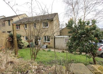 Thumbnail 3 bed end terrace house for sale in Stones Lane, Golcar, Huddersfield, West Yorkshire