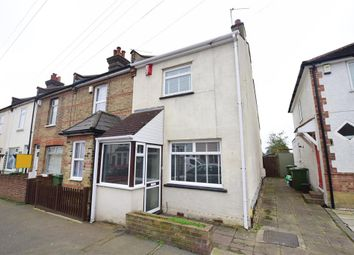 Thumbnail 2 bedroom end terrace house for sale in Suffolk Road, Sidcup, Kent