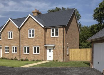 Thumbnail 4 bedroom semi-detached house for sale in Horsham Road, Petworth