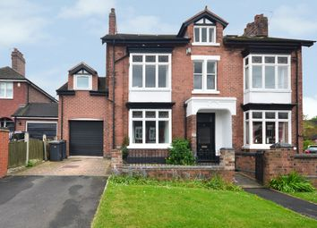 Thumbnail 4 bed semi-detached house for sale in High Street, Silverdale, Newcastle-Under-Lyme