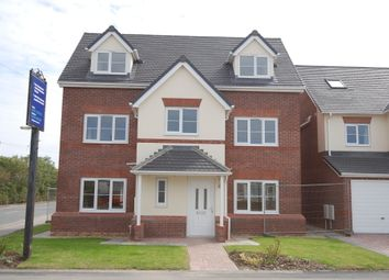 Thumbnail 6 bed detached house for sale in The Bleaberry Plot 10, West Avenue, Barrow-In-Furness