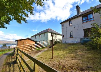 Thumbnail 2 bed flat for sale in Fort William, Fort William