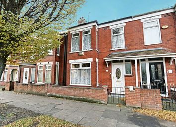 Thumbnail 3 bedroom terraced house for sale in Summergangs Road, Hull