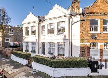 Thumbnail 4 bedroom end terrace house for sale in Oakbury Road, London