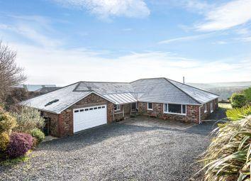 Thumbnail 4 bedroom detached bungalow for sale in Cornworthy, Totnes