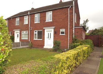 Thumbnail 2 bed semi-detached house to rent in St James Road, Cannock