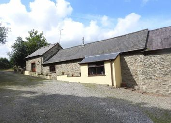 Thumbnail 6 bed detached house for sale in Blaenffos, Boncath