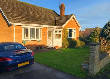 Thumbnail 3 bed detached bungalow for sale in Limestone Road, Burniston, Scarborough
