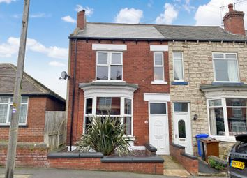 Thumbnail 3 bed terraced house for sale in Chatfield Road, Woodseats