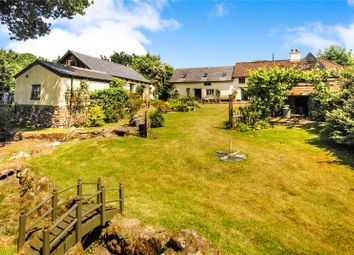 Thumbnail 7 bed detached house for sale in Sourton, Okehampton