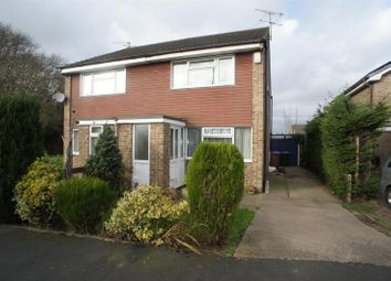 Thumbnail 2 bed semi-detached house to rent in Catterick Drive, Mickleover, Derby