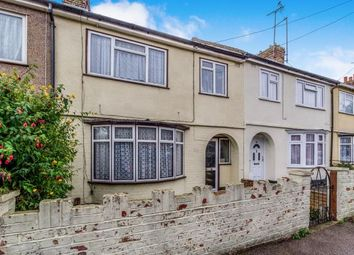 Thumbnail 3 bedroom terraced house for sale in Trinity Road, Gillingham, Kent, .