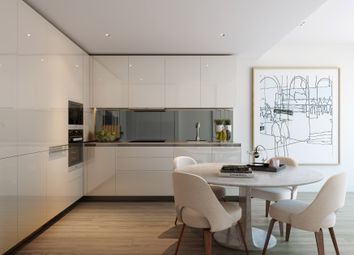 Thumbnail 2 bed flat for sale in Lillie Square, London