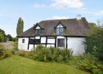 Thumbnail Detached house for sale in Stackyard Lane, Cherrington, Newport