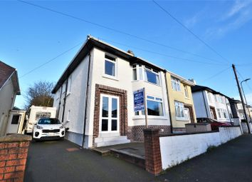 Thumbnail 4 bed semi-detached house for sale in Steele Avenue, Carmarthen