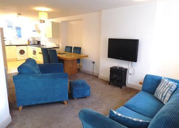 Thumbnail 2 bed flat to rent in Flat 2, 52 The Gill, Ulverston