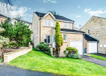Thumbnail 3 bedroom detached house for sale in Wyvern Avenue, Marsh, Huddersfield