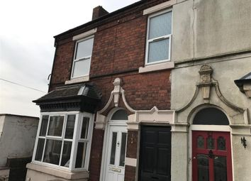 Thumbnail 2 bedroom property to rent in Churchfield Street, Dudley