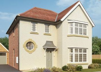 Thumbnail 3 bed detached house for sale in Worting Road, Basingstoke