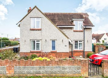 Thumbnail 3 bed detached house for sale in Brassey Road, Winton, Bournemouth