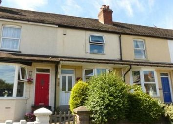 Thumbnail 2 bed terraced house to rent in Daw End Lane, Rushall, Walsall