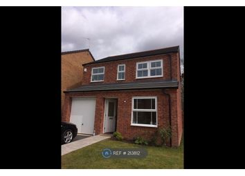 Thumbnail 4 bed detached house to rent in Silver Birch Avenue, Coventry