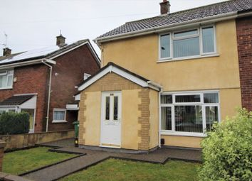 Thumbnail 2 bed semi-detached house for sale in Pentrebane Road, Fairwater, Cardiff