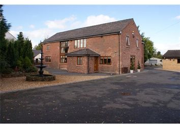 Thumbnail 5 bedroom detached house for sale in Lower Road, Halewood, Liverpool