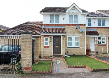 Thumbnail 3 bed end terrace house to rent in Montana Gardens, London