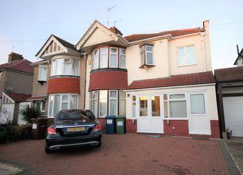 Thumbnail 1 bed flat to rent in Blenheim Road, North Harrow, Harrow
