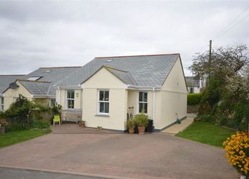 Thumbnail 2 bed terraced bungalow for sale in School Hill, Shortlanesend, Truro, Cornwall
