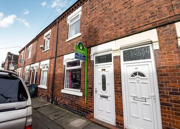 Thumbnail 3 bed terraced house to rent in Cornwallis Street, Stoke, Stoke-On-Trent