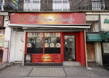 Thumbnail Restaurant/cafe to let in Eversholt Street, London