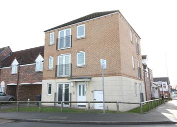 Thumbnail 1 bed flat for sale in Scholars Gate, Garforth, Leeds