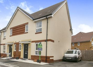 Thumbnail 3 bedroom semi-detached house for sale in Noble Street, Bridgwater