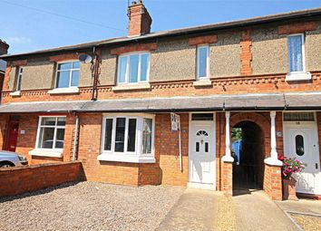 Thumbnail 2 bed terraced house for sale in Lesson Road, Brixworth, Northampton