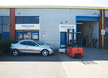 Thumbnail Warehouse for sale in Telford Way Industrial Estate, Kettering