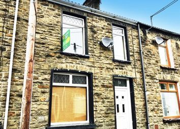 Thumbnail 3 bed terraced house to rent in Penn Street, Treharris