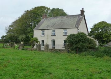 Thumbnail 4 bed detached house for sale in Moorland Farmhouse, Spittal, Haverfordwest, Pembrokeshire
